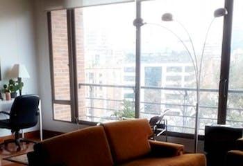 Apartamento En Venta En Bogota Chico Norte cuenta con 2 alcobas