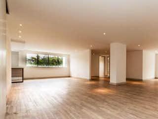 Una vista de una sala de estar y comedor en Apartamento en venta en Santa María De Los ángeles de 4 hab. con Jardín...