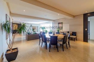 Departamento en venta en Santa Fe La Loma, 267 m² con excelentes amenidades