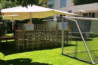 Departamento en venta en Lomas de Reforma, 450 m² con terraza