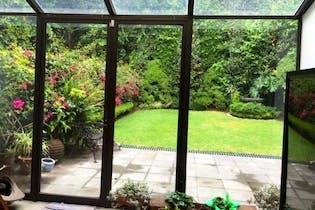 Casa en venta en Lomas de Chapultepec, 309 m² con jardín