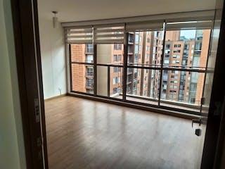 Una ventana que está en una casa en Apartamento en Venta LA FELICIDAD