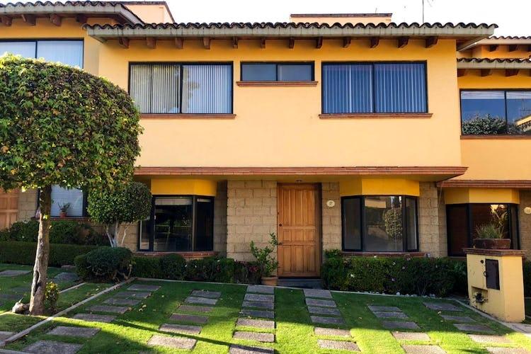 Portada Casa en Venta, en Barranca Seca, La Magdalena Contreras