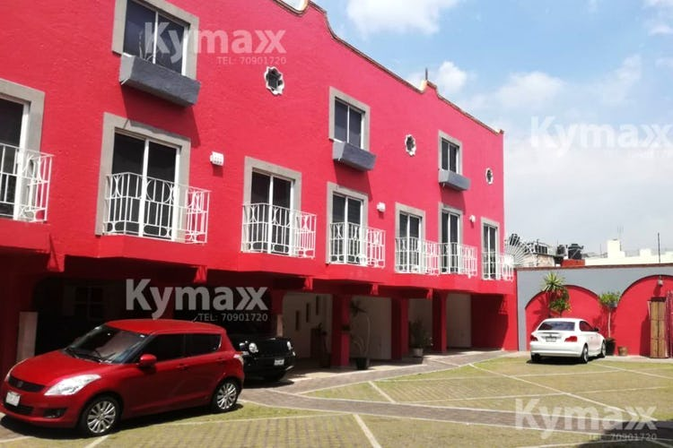 Portada Casa en venta en Miguel Hidalgo 2a sección  con balcon 156 m²