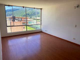 Una vista de una vista desde la ventana de una casa en Apartamento En Venta En Bogota Verbenal