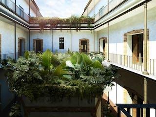 Casa Emilio Dondé, preventa de departamentos en Cuauhtémoc, Ciudad de México