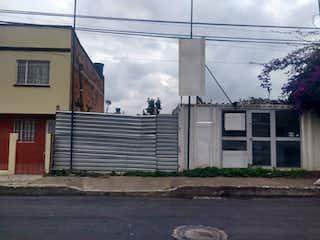 Una foto en blanco y negro de un edificio en Chia, Lote en venta en Casco Urbano Chía de 347m²