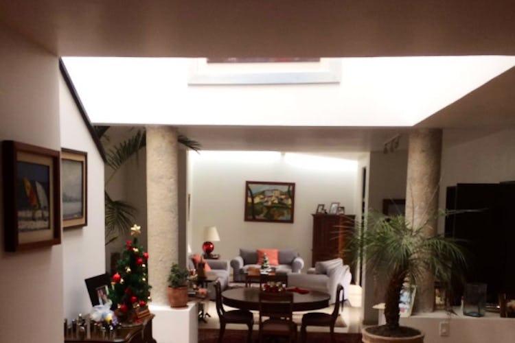 Portada Casa en venta en San Lorenzo Acopilco, 300 m² en condominio