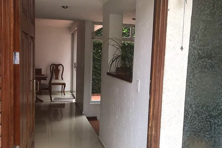 Foto 1 de Casa en venta en Club de Golf México Total 162.5 m²