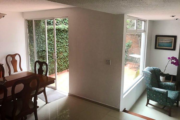 Foto 2 de Casa en venta en Club de Golf México Total 162.5 m²