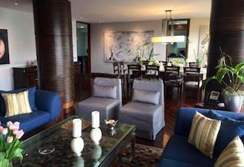 Apartamento En Venta En Bogota Los Rosales Siete parqueaderos.