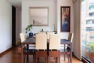 Apartamento En Venta En Bogota Santa Bibiana-Usaquén tiene 3 cuartos.