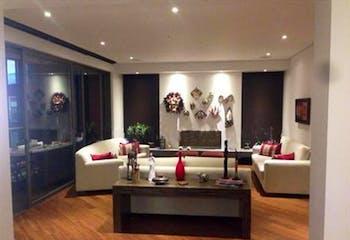 Apartamento En Venta En Bogota Cerros De Santa Bárbara- 3 alcobas