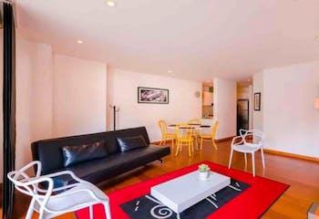 Apartamento En Venta En Bogota Chico Reservado Con una alcoba.