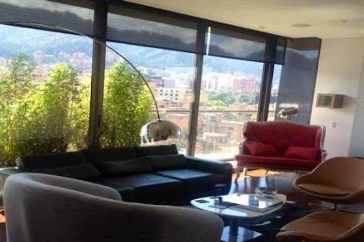 Portada Apartamento En Venta En Bogota Chico Reservado cuarto de servicio y estudio.