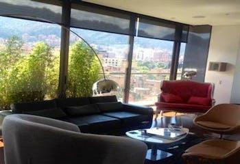 Apartamento En Venta En Bogota Chico Reservado cuarto de servicio y estudio.