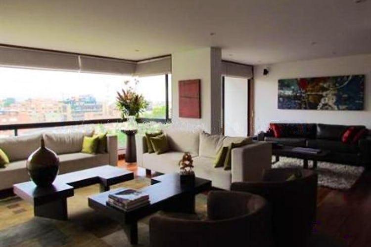 Portada Apartamento En Venta En Bogota Chico Reservado- 4 alcobas