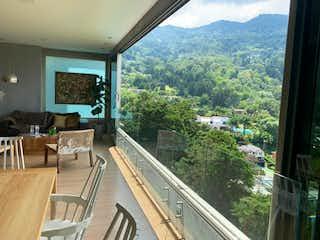 Una vista panorámica desde una ventana en Apartamento en Venta LOS BALSOS