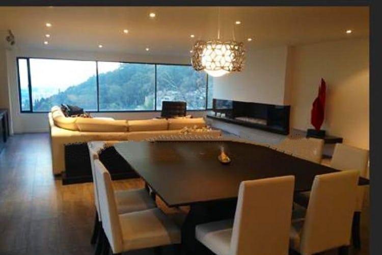 Portada Apartamento En Venta En Bogota Chico Alto- 4 alcobas