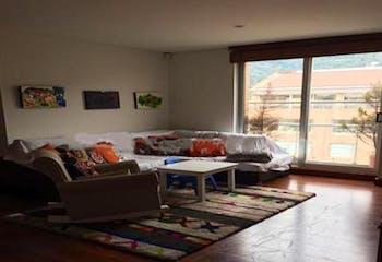 Apartamento en venta en Chicó Reservado de 3 hab.