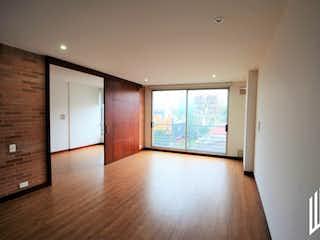 Una vista de una sala de estar y una sala de estar en LINDO APARTAMENTO EN SANTA BARBARA PARA LA VENTA