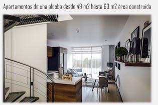 Proyecto nuevo en Maleiwa Park, Apartamentos nuevos en La Calleja con 1 habitacion