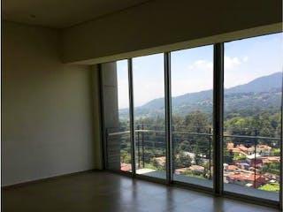 Una vista de una vista desde la ventana de un edificio en Departamento en Venta en Contadero Cuajimalpa de Morelos