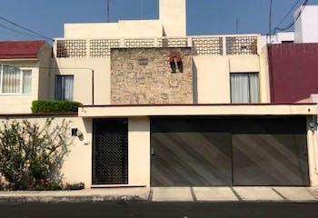 Casa en Venta Residencial Acoxpa, Tlalpan, fraccionamiento cerrado,