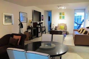Departamento en venta en Condesa, 87 m² con patio