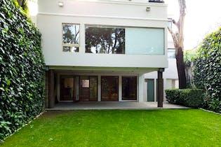 Casa en venta en San Jerónimo Lídice, 388.92 m² con jardín
