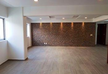 Departamento en venta en Narvarte Oriente, 135 m² con terraza