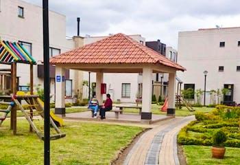 Casa en venta en Mosquera 120m² con Solarium...