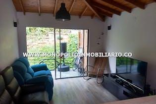 Casa Unifamiliar En Venta - Sector El Esmeraldal, Envigado