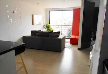 Apartamento en venta en Barrio Cedritos con Bbq...
