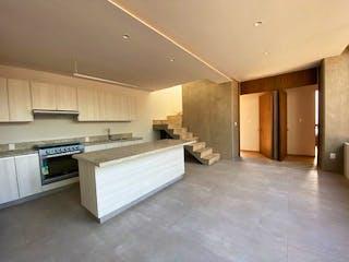 Una gran cocina con una gran encimera en VENTA DEPARTAMENTO y PH CON ROOF GARDEN PRIVADO VERÓNICA ANZURES APA_1630 AG/AN