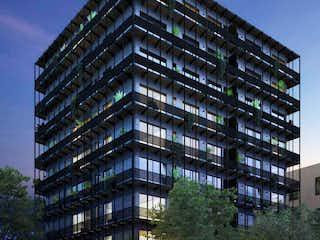 Un edificio alto sentado al lado de un edificio alto en VENTA DEPARTAMENTOS CON GRAN BALCÓN EN CIUDAD DE LOS DEPORTES APA_701 AM
