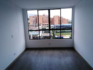 Una vista de una habitación con un gran ventanal en Apartamento venta Belen San Bernardo Medellin, Antioquia