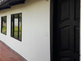 Casa en venta en Fagua, Chía