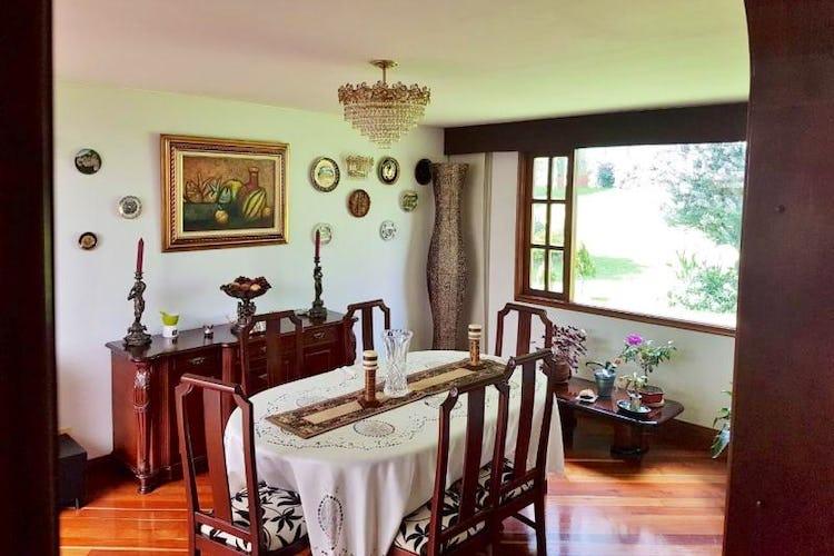 Portada Casa en Los Lagartos, Niza - 249mt, tres alcobas, chimenea