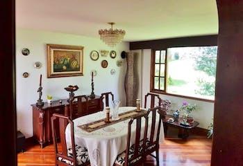 Casa en Los Lagartos, Niza - 249mt, tres alcobas, chimenea