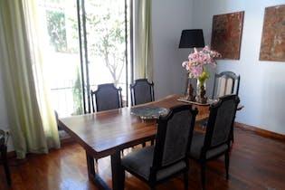 Departamento en venta en Tizapan, 185 m² con terraza