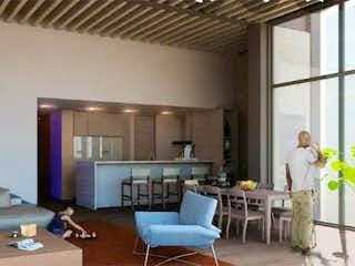 Una sala de estar llena de muebles y una ventana en Departamento en Venta en Lomas de Chapultepec I Sección Miguel Hidalgo
