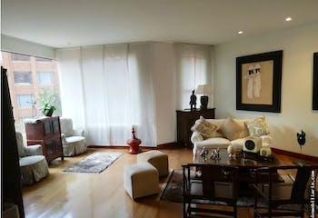 Apartamento en Rosales, Chico - 375mt, cuatro alcobas, terraza