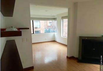 Apartamento en La Cabrera, Chico - 142mt, tres alcobas, chimenea