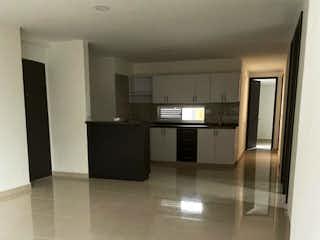 Una vista de un pasillo desde un pasillo en Apartamento en Venta en Belén