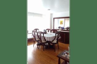 Apartamento en venta Santa Bibiana, Usaquen, cuenta con 3 habitaciones y 4 baños.