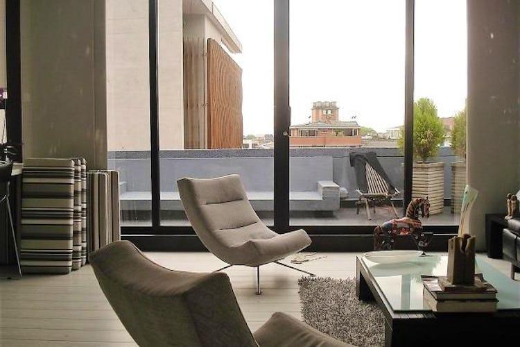 Portada Apartamento en venta, Quinta Camacho, cuenta con terraza y 2 garajes.