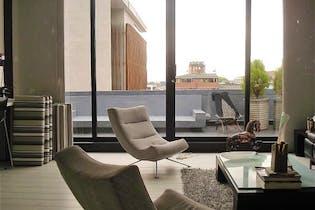 Apartamento en venta, Quinta Camacho, cuenta con terraza y 2 garajes.
