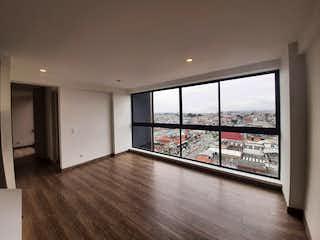 Una vista de una sala de estar desde una ventana en Apartamento en Venta SANTA MARIA DEL LAGO
