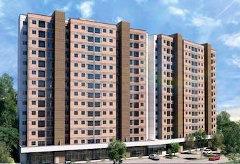 Pinares, Apartamentos en venta en Altos Del Lago con 51m²